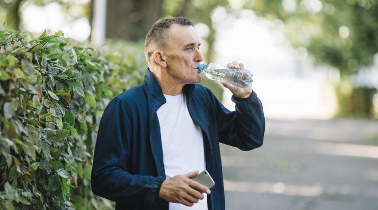 Cœur et diabète, adoptez le réflexe eau !