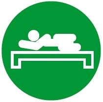 Dormir sur une bonne literie