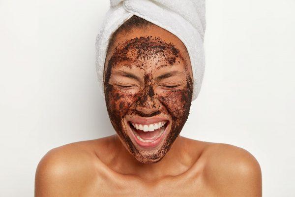 femme soin visage